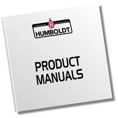 humboldt product manual