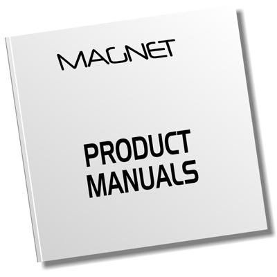 magnet product manual