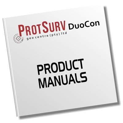 protsurv duocon product manual